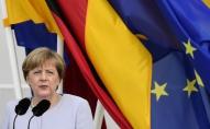 Pēc provizoriskiem datiem Merkeles kristīgiem demokrātiem būtiks kritums vēlēšanās Berlīnē