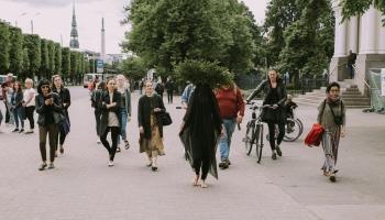 Koku nozīme Rīgā