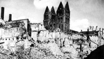 29. marts. Britu bumvedēji smagi izposta Lībeku Otrā pasaules kara laikā