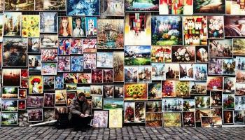 Mākslas tirdzniecība pasaulē pandēmijas laikā