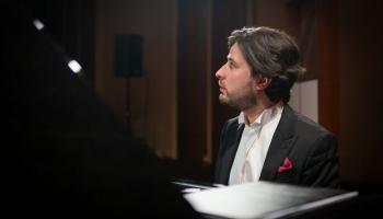 """Pianista Andreja Osokina programma """"Latviešu klaviermūzika pāri gadsimtiem"""""""