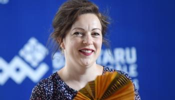 """Agnese Egliņa par """"Dzimuši Latvijā"""": Šis koncerts vienmēr ir ar ļoti lielu virsvērtību"""