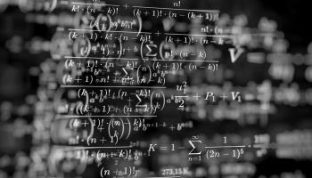 Математика мироздания: как пойти туда, не знаю куда, и найти то, не знаю что?