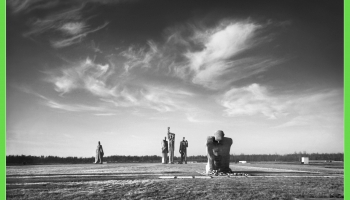 Otrais pasaules karš. 1942. gads: Audriņu traģēdija, Salaspils koncentrācijas nometne