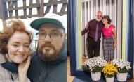 Sazināmies ar Jāni Baltaču no Krapes pagasta un Inesi Urku no Dekšāres pagasta