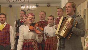 Līvānieši popularizē latgaliešu valodu un tradīcijas