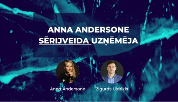 Sēijveida uzņēmējdarbība - Anna Andersone