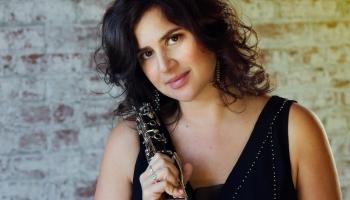 Mūsdienu džeza māksliniece no Izraēlas – Eneta Koena