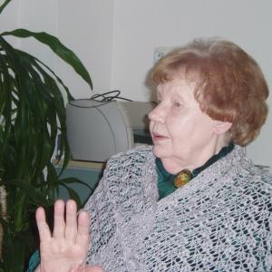 Мария Булгакова: стихи — мой якорь земной