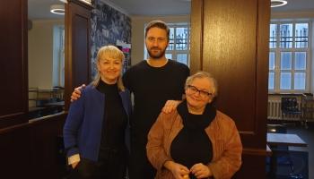 Lielās pārmaiņas. Saruna ar Operas valdes locekli Voldiņu un teātra zinātnieci Tišheizeri
