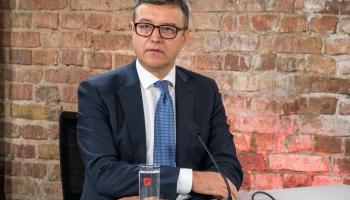 В студии ЛР4 - министр финансов Латвии