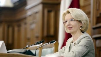 Ināra Mūrniece: Saeima pavasara sesiju aizvadījusi īpašā darba režīmā