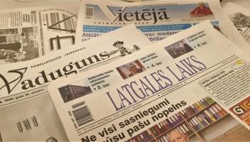 Vietējie laikraksti Latgalē  meklē veidus kā pastāvēt un  ieinteresēt lasītājus