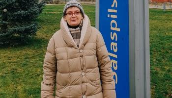 Barikāžu stāsti: medmāsa Astra Zdanovska un mediķu aptieciņa