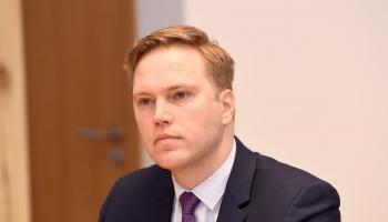 Andris Grafs: Ar esošo algu RD izpilddirektora amatam nespēs pārvilināt augstu speciālistu