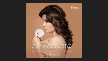 "Marina Rebeka Džuzepes Verdi operā ""Traviata"" (Prima Classic, 2019)"