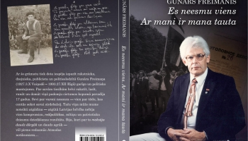 Izdota politieslodzītajam Gunāram Freimanim veltīta grāmata
