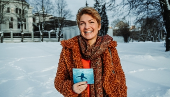 Latvijas Dēkaiņi #10 - Olga Kotova