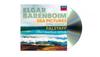 "Elīna Garanča, ""Staatskapelle Berlin"" un Daniels Bārenboims Edvarda Elgara mūzikā"