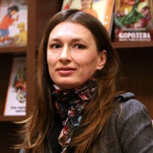 Оксана Гринберга: поскользнулась, упала, очнулась писателем