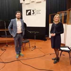 Andrejs Osokins: Mūzika ir jāspēlē, tā nedrīkst atrasties tikai nošu bibliotēkās