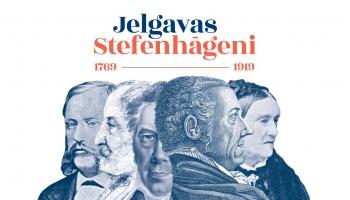 """Ģederta Eliasa Jelgavas muzejā skatāma izstāde """"Jelgavas Stefenhāgeni"""""""