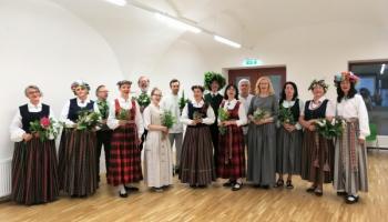 Radošie latvieši Eiropas kaimiņvalstīs Vācijā un Austrijā