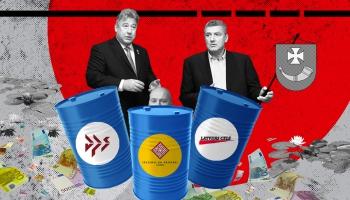 #46 Privatizācija ventspilnieku stilā: ar partijām saistītas ārzonu firmas saņem miljonus