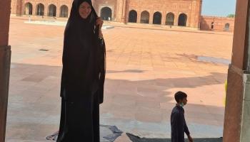 Reliģiju pētnieces Ineses Dāvidsones stāsts par sociālantropoloģisko ceļojumu uz Pakistānu
