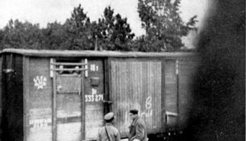 """Otrais pasaules karš. Cikls """"Satumsums"""". Notikumi 1941.gada Latvijā jūnijā"""