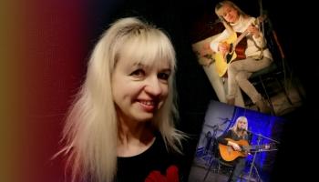 Daudzpusīgā mūziķe SILVIJA SILAVA tagad arī Zelta Pogas sabiedrībā