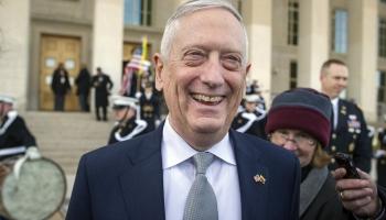 No amata atkāpies ASV Aizsardzības ministrs Džeims Matiss