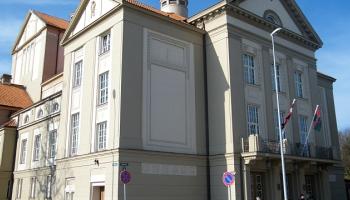 Senākais teātris Latvijā – Liepājas teātris