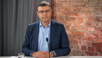 Finanšu ministrs Jānis Reirs skaidro nākamā gada budžeta tapšanas principus