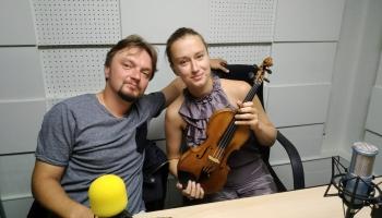 """Par koncertu """"Dzimuši Latvijā"""" stāsta Ainārs Rubiķis un Kristīne Balanas"""