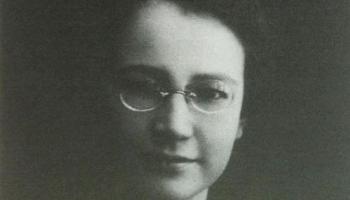 Елизавета Роос-Базилевская. Рукописи, возвратившиеся через полвека