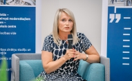 Saeimas komisija atbalsta Anitas Rodiņas kandidatūru ST tiesneša amatam