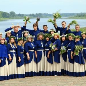 """Gaidot Vasaras saulgriežus, iepazināmies ar Līvānu jaukto kori """"Rubus"""""""