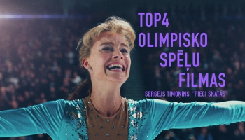 TOP4 filmas par olimpiskajām spēlēm