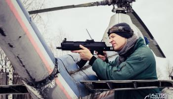 Lasertag: Карсавские войны понарошку