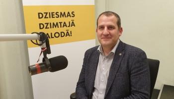 """Aivars Bērziņš: institūta """"BIOR"""" misija - rūpēties par sabiedrības un dzīvnieku veselību"""