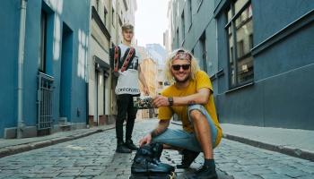 Latvijas Dēkaiņi #22 - Andris Kreicburgs un Emīls Ašmanis