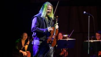 """""""Trio Aventure"""" Liepājā, Hogni & """"Sinfonietta Rīga"""" Cēsīs, Poga Berlīnē, """"Riga Jazz Stage"""""""
