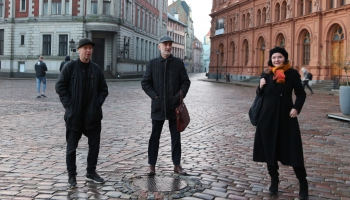 Vineta Kaulača,  Ritums Ivanovs un Vilnis Vējš. Mākslinieka stils un rokraksts