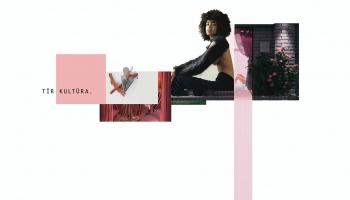 """""""Tīrkultūras"""" viešņa - čelliste, multiinstrumentāliste, vokāliste Kelsija Lu (ASV)"""