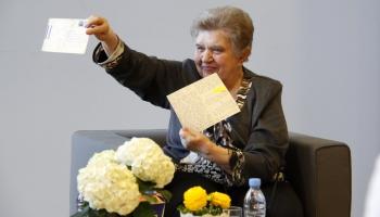 Marina Kosteņecka: Jebkuru dzīves posmu pieņemu ar mīlestību un pateicību