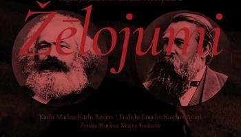 """Būs klausāms radio jauniestudējums """"Žēlojumi"""", kas balstīts Marksa un Engelsa vēstulēs"""