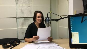 Dzīves režisore Ance Šverna raksta rīta piezīmes, augustam pārtopot septembrī