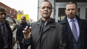 Maskavā aizturēts Navaļnija fonda advokāts