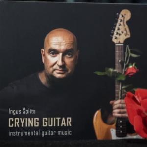 Ingus Šplīts: mīliet ģitāras un dzīve mīlēs jūs!